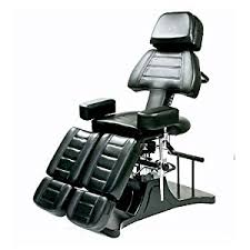 professional fully adjustable tattoo chair couch bed suitable for