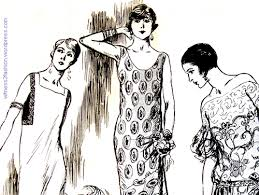 paris hair styles 1925 witness2fashion