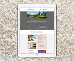 luxury homebuilder website design seo and graphic design simply180