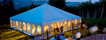 rent a tent for a wedding choosing the right size of bend oregon tent rentals