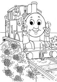 26 thomas train coloring images coloring pages