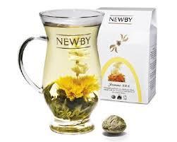 Lotus Flower Tea - flowering tea jasmine lotus 35 bulbs u2013 cafe du monde