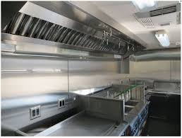 food trailer exhaust fans show details for 6 compact concession hood system with exhaust fan