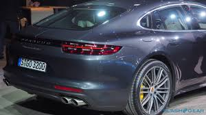 porsche night blue 2017 porsche panamera 4s and turbo every techie u0027s dream car