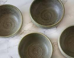 Shabby Chic Pottery by Shabby Chic Bowl Etsy