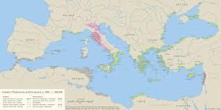 Mediterranean Sea World Map by Greeks Phoenicians And Etruscans Settlements In Mediterranean Sea