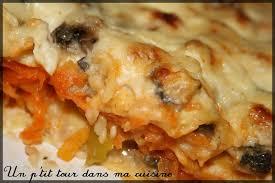 cuisiner des restes de poulet mes lasagnes p légumes et poulet pour le 1st lasagne day un