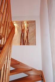 wandgestaltung treppenaufgang raumausstatter berlin raumgestaltung wandgestaltung