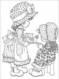 191 girley color pages images coloring books
