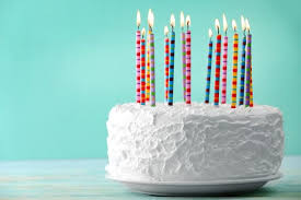 birthday candle make a wish blowing birthday candles boosts bacteria on cake
