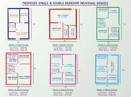 double bedroom duplex house plans home deco plans