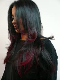 ambry on black hair red ombre hair on black hair hairstyle for women man