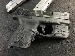 smith and wesson m p 9mm tactical light best pistol laser and light combos for concealed carry