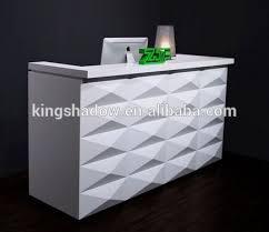 Salon Reception Desk European Style Zjf Cheap Reception Desk Counter Table Design