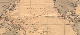 Hawaii On The Map Donald Gustafson Uss Aquarius Map Online
