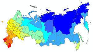 what is a climate map climate maps for russia center for geographic analysis harvard