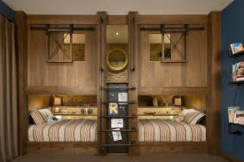 Fort Bunk Bed Rustic Fort Style Space 2015 Fresh Faces Of Design Awards