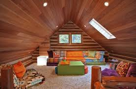how to design a unique attic living room orchidlagoon com