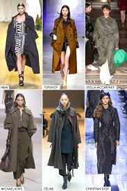 a plete guide to fall 2017 s top runway trends winter 2017