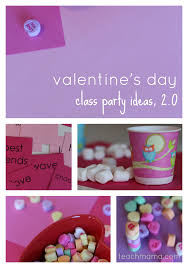 Decorations For A Valentine S Day Party by Valentine U0027s Day Class Party Ideas 2 0 Teach Mama