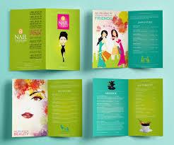 49 modern upmarket salon brochure designs for a salon business in
