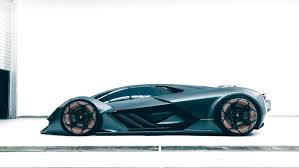lamborghini supercar terzo millennio the supercar of the future