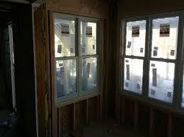 finished basement with egress windows the basic basement co