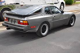 porsche 944 turbo price 1986 porsche 944 turbo with 30 300 german cars for sale