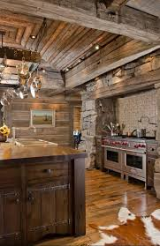 Lodge Interior Design by Rustic Kitchens Design Ideas Tips U0026 Inspiration