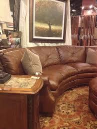Flexsteel Leather Sofa Flexsteel