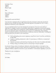 executive assistant cover letter cover letter requirements beautiful executive assistant cover