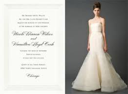 vera wang wedding invitations vera wang wedding invitations inspired by vera wang wedding gowns