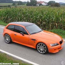 bmw clown shoe ktm orange clownshoe from germany coupe cartelcoupe cartel