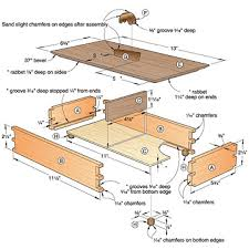 wooden box project plans plans diy free download build a rocking