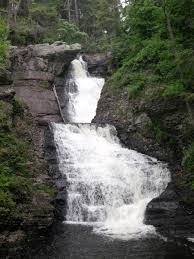 Delaware waterfalls images Waterfall tour of the pocono mountains jpg