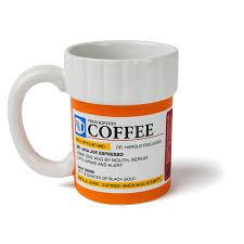 bigmouth inc the prescription coffee mug ceramic