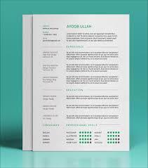 resume indesign template 8 sets of free indesign cvresume