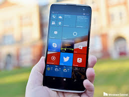 Mobile Window Screen Repair Alcatel Idol 4s With Windows 10 Review A Great Option At An