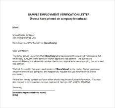 proof of employment employment verification letter template 28