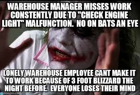 Warehouse Meme - meme everybody loses their minds meme on memegen