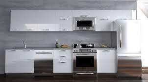 modern white kitchen ideas best of modern white kitchen cabinets and simple modern white