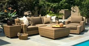 Outdoor Furniture Reviews by Patio 2017 Exclusive Curve 4 Seater Outdoor Wicker Patio