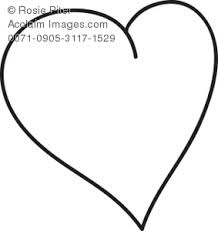 coloring pages of a heart clip art heart outline clipart panda free clipart images
