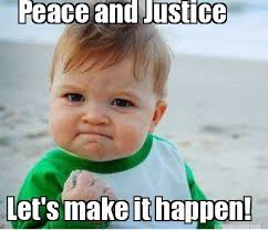 Peace Memes - i believe in peace after fighting the only way to 142790299