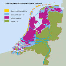 netherlands beaches map santje beemster and amsterdam