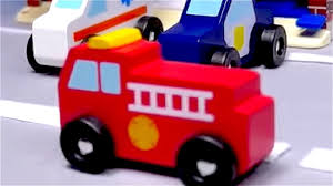 cars for kids toy cars for children fire truck police car