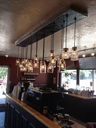 Island Lights Kitchen by Best 25 Mason Jar Lighting Ideas That You Will Like On Pinterest