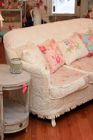 shabby chic livingroom sofas magnificent cream sofa custom sofa shabby chic living room