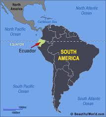 a map of south america map of ecuador facts information beautiful travel guide