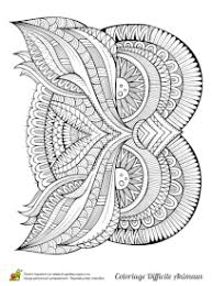 Coloriage Mandala Animaux sur Hugolescargotcom